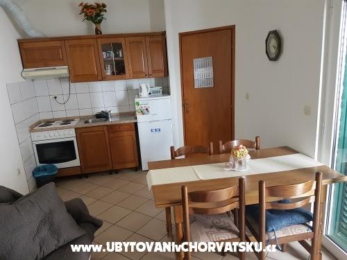 Apartmanok Kežić - Drvenik Horvátország