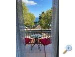 Apartmány Plavi Jadran - Drvenik Chorvatsko