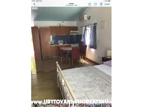 Apartmaji Ruzina - Drvenik Hrvaška