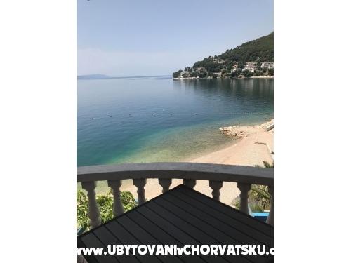Apartmanok Ruzina - Drvenik Horvátország