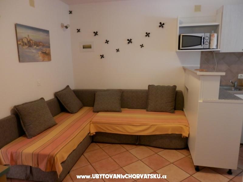 Apartmány Sanja - Drvenik Chorvátsko