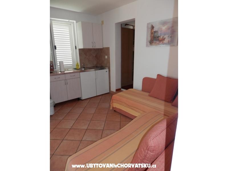 Apartmány Sanja - Drvenik Chorvatsko