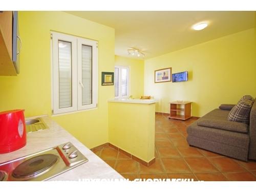 Apartmány Simic - Drvenik Chorvátsko