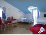Appartementy Galeb - Drvenik Croatie
