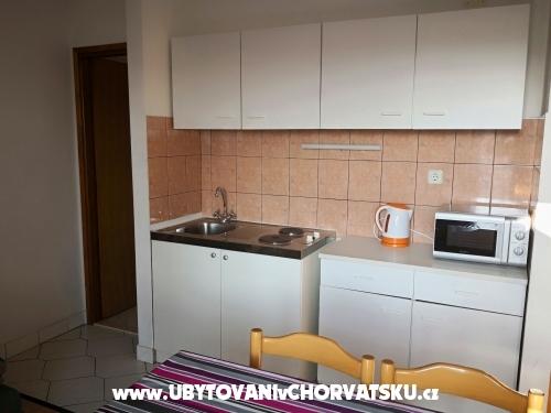 Apartmány Alač - Drvenik Chorvátsko