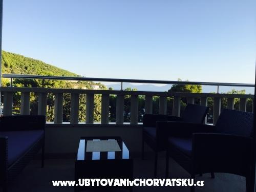 Apartmány Delic - Drvenik Chorvatsko