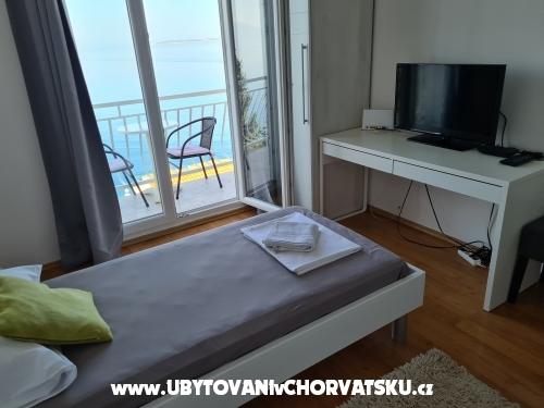 Apartmanok Puntin - Drvenik Horvátország