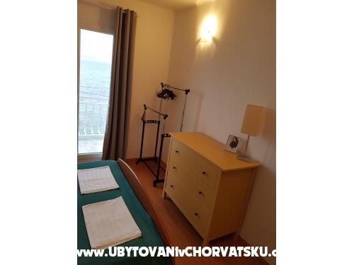 Apartmány Puntin - Drvenik Chorvatsko
