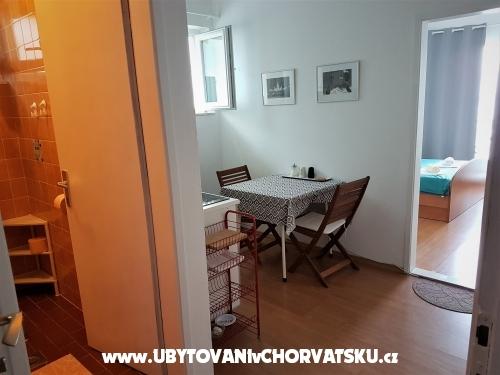 Apartmány Puntin - Drvenik Chorvátsko