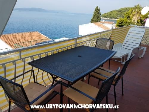 Ferienwohnungen Puntin - Drvenik Kroatien