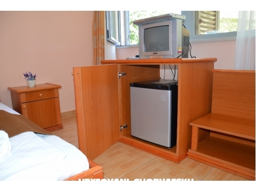 Pension MOL - Drvenik Croatie