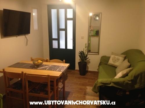 Valerie apartmani - Drvenik Chorvatsko