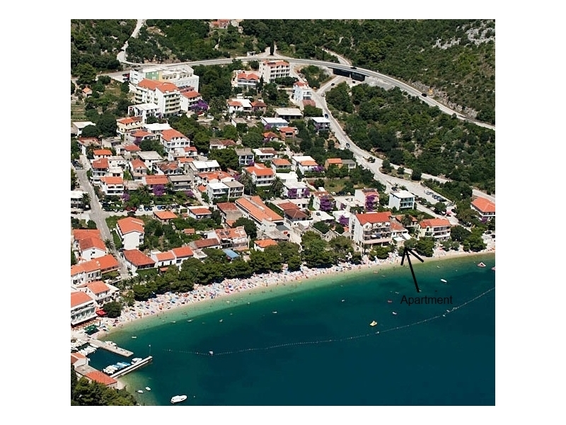 The best apartments in Drvenik: ANA - Drvenik Hrvatska