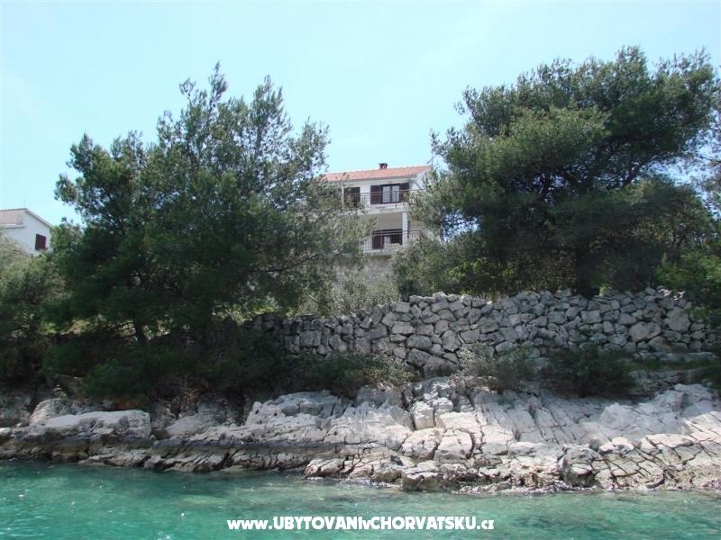 Apartman Johanna - ostrov Drvenik Veli Horvátország