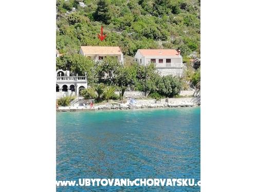 Apartman Miranda - ostrov Drvenik Veli Hrvatska