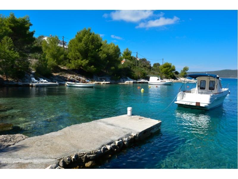 дом Paola - ostrov Drvenik Veli Хорватия