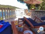 Villa Utula - ostrov Drvenik Veli Chorvatsko