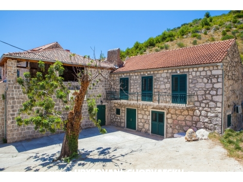 Fisherman's house - Dubrovnik Croatia