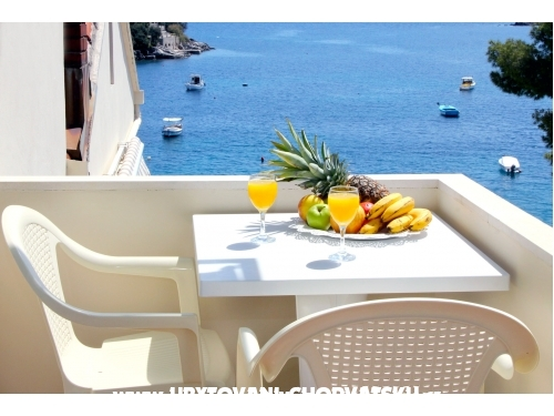 Appartements Miovic-private beach - Dubrovnik Croatie