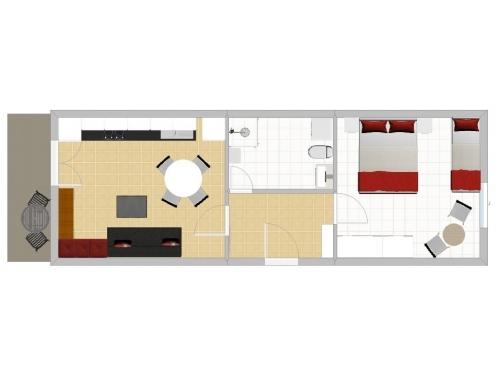 Apartmani Antonela - Dugi Rat Hrvatska