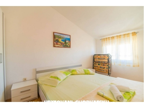Apartamenty with sea view Cihorich - Dugi Rat Chorwacja