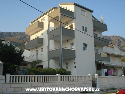 Apartments Cihorich - Dugi Rat Croatia