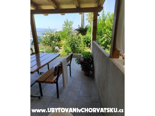 Appartements Klaric - Dugi Rat Croatie