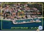 Apartmány Vlade - Dugi Rat Chorvatsko