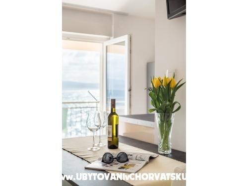 Beach apartments Villa Mirjana - Dugi Rat Croatie