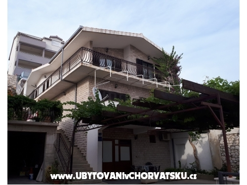 апартаменты Villa Stipe - Dugi Rat Хорватия