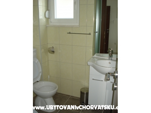 Appartements Villa Stipe - Dugi Rat Croatie