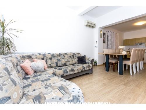 Family Apartmány Korda - Dugi Rat Chorvatsko