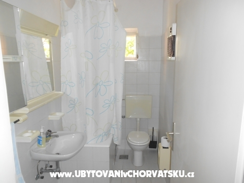 Apartmány Nazor - Dugi Rat Chorvátsko