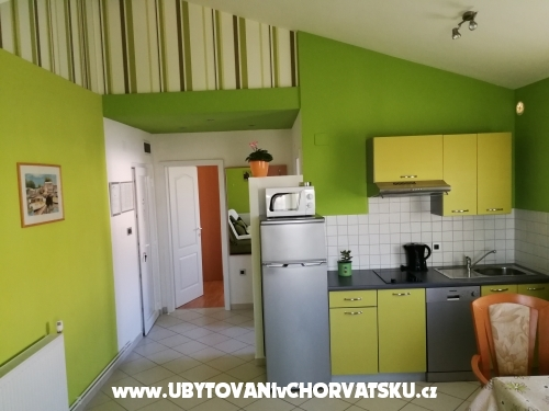 Appartements Ana-Maria - Fa�ana Croatie