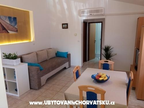 апартаменты Ben�i� - Fa�ana Хорватия