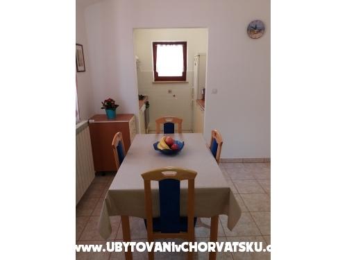 Appartementen Benčić - Fažana Kroatië