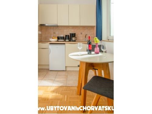 Apartmanok Marta - Fažana Horvátország
