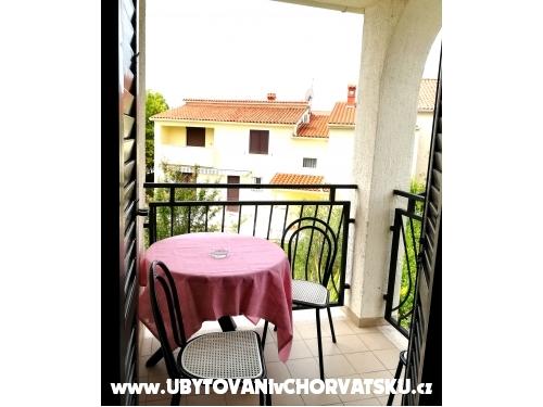 Apartmány Maršić - Fažana - Fažana Chorvátsko