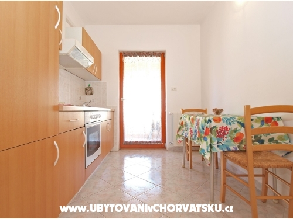 Appartements MiBi - Fažana Croatie