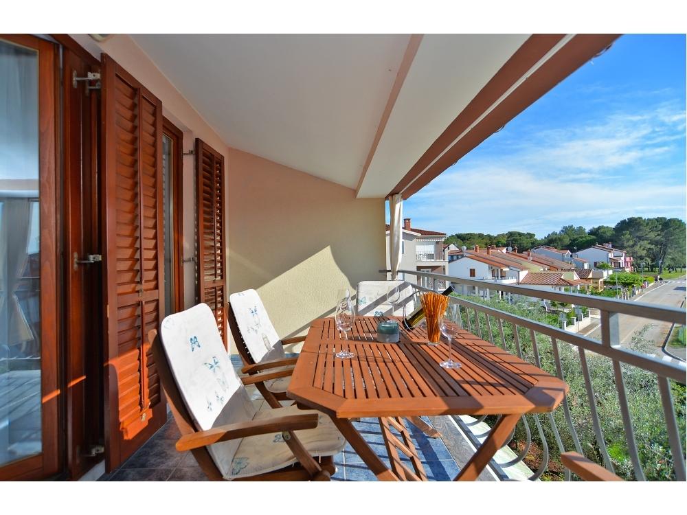 Appartementen MiBi - Fažana Kroatië