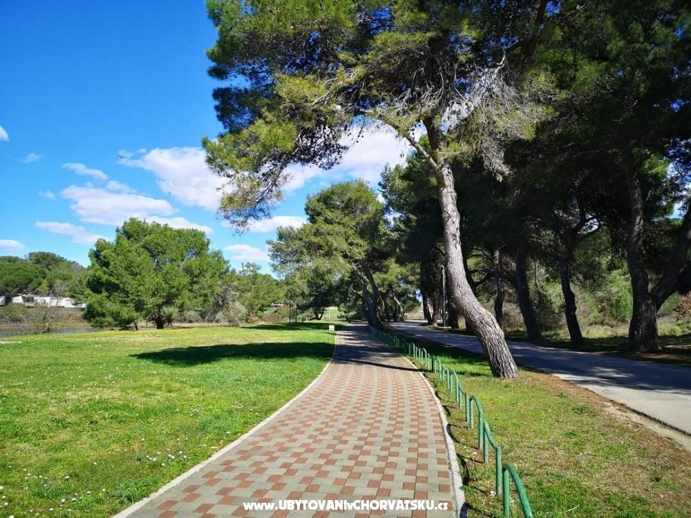 Apartmanok Mishel - Fažana Horvátország
