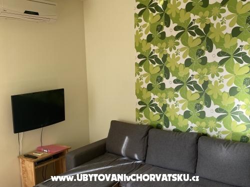Apartmanok Nešić - Fažana Horvátország