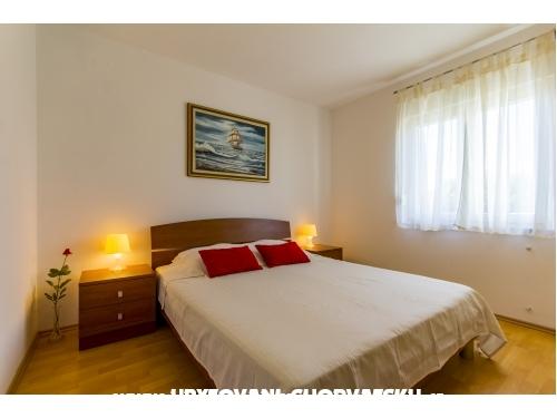 Apartmaji Alba - Fažana Hrvaška