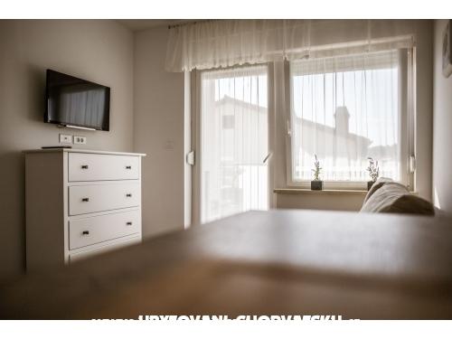 Marco Apartmaji - Fažana Hrvaška