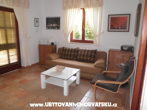 Apartmány VIKI - Fažana Chorvatsko