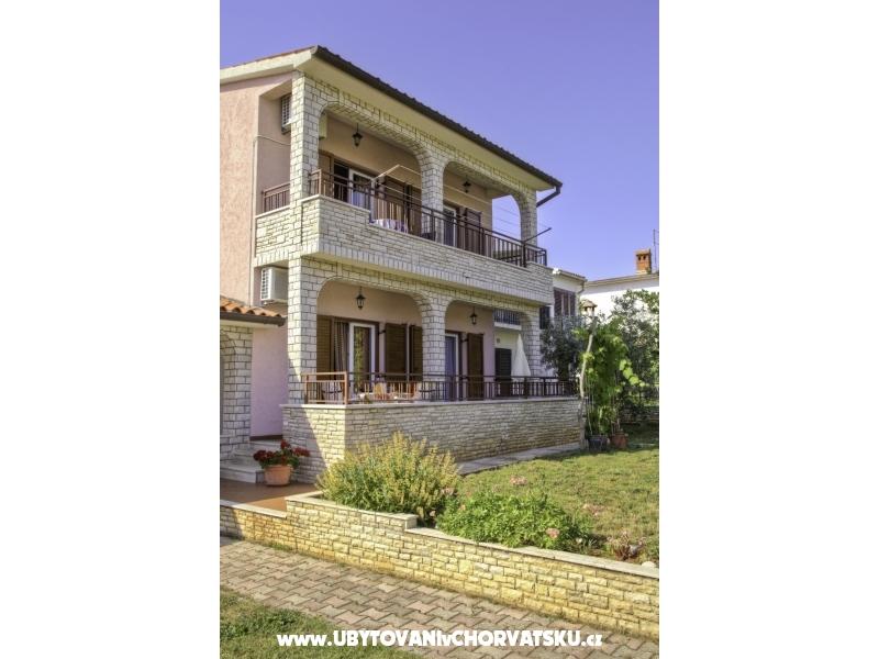 Villa Luisa - Fa�ana Kroatien