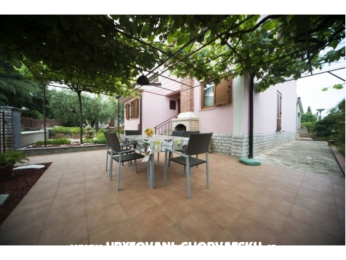 Villa Luisa - Fažana Chorvátsko
