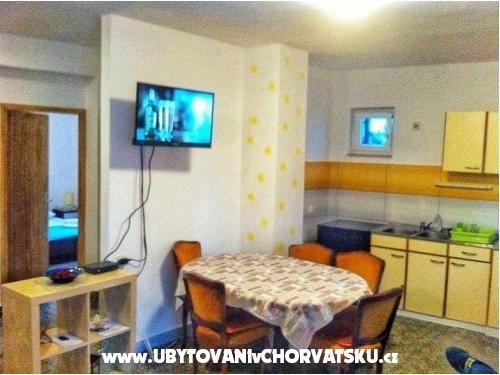 Apartm�n Boli� - Sv. Filip i Jakov Chorvatsko