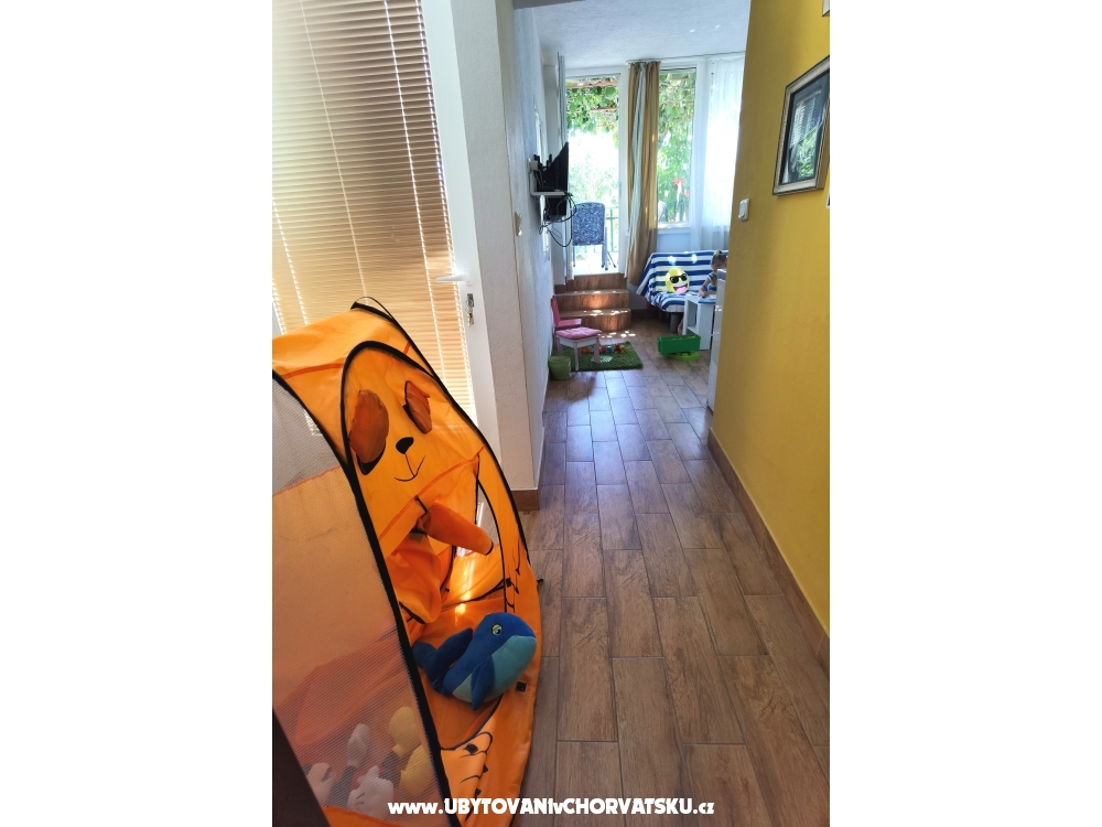 Apartm�ny Andjelka & Jure - Sv. Filip i Jakov Chorvatsko