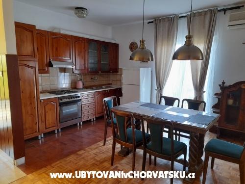 Apartmány Andjelka & Jure - Sv. Filip i Jakov Chorvatsko